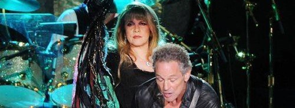 Fleetwood Mac Performing Live In Concert