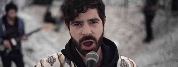 Foals Inhaler Video