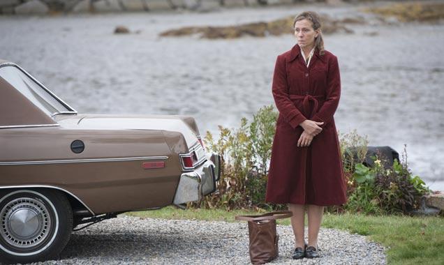 Frances McDormand in Olive Kitteridge - Photo Credit: Jojo Whilden/HBO