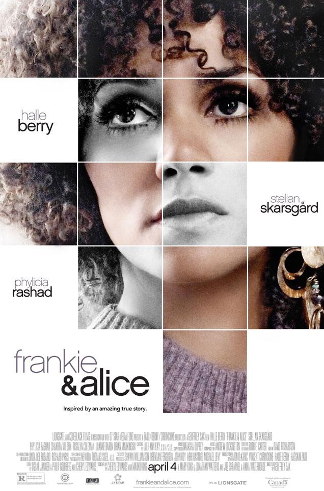 Frankie & Alice poster