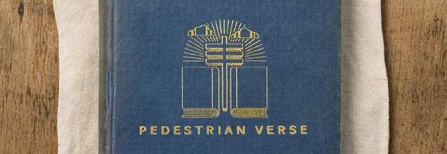 Frightened Rabbit 'Pedestrian Verse'