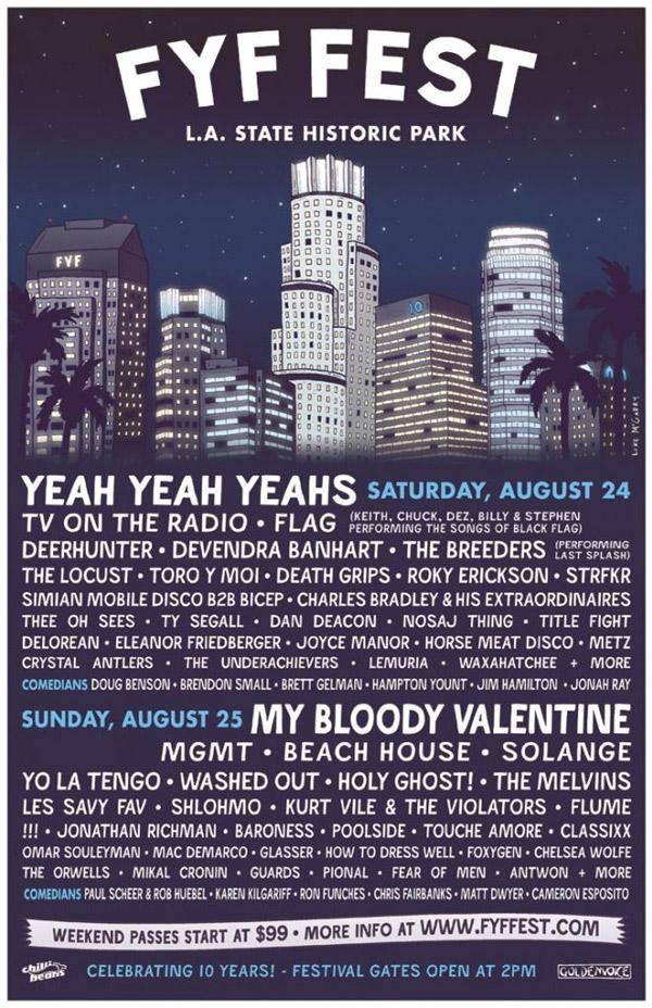 FYF Fest 2013