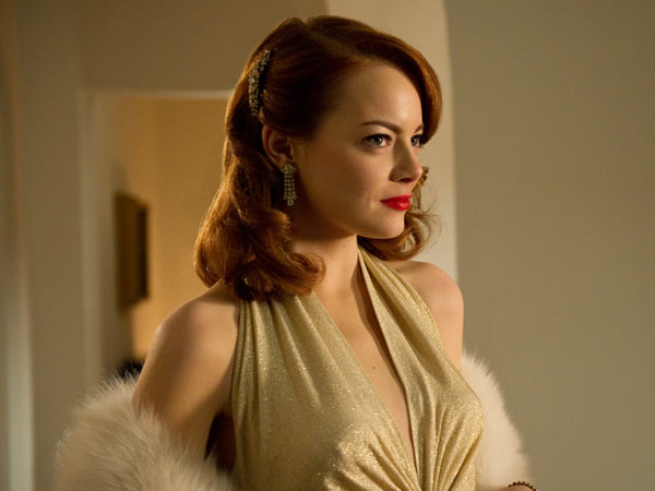 Emma Stone, The Gangster Squad