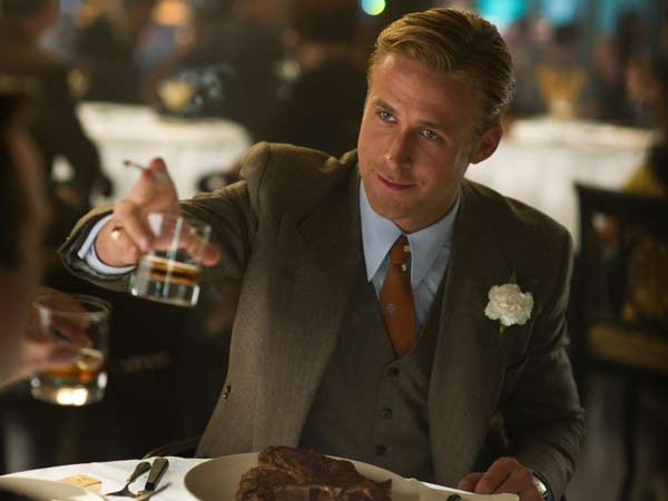 Ryan Gosling in The Gangster Squad