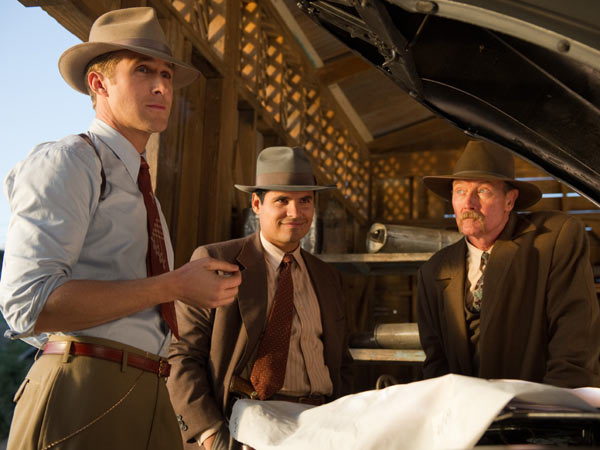 Ryan Gosling, Chris Pena, The Gangster Squad
