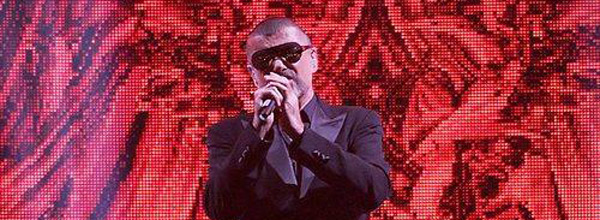 George Michael Performing Live