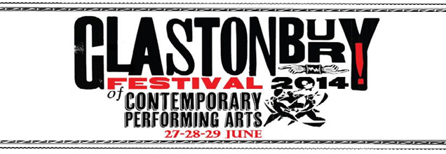 Glastonbury 2014 Logo