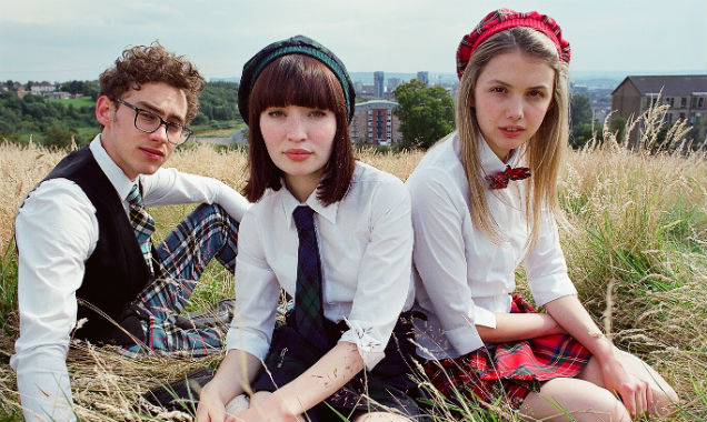 Olly Alexander, Emily Browning & Hannah Murray in God Help The Girl