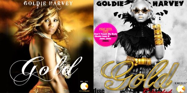 Goldie Harvey