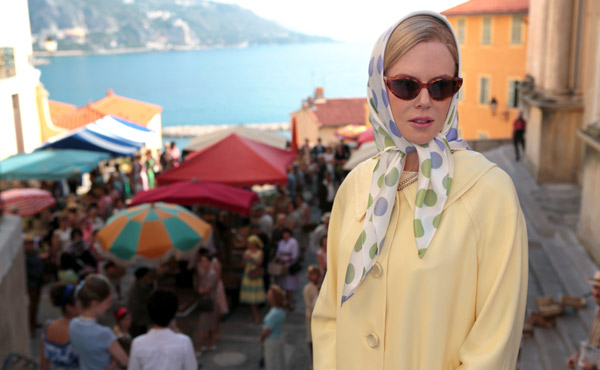 Grace Of Monaco Nicole Kidman Cannes Movie