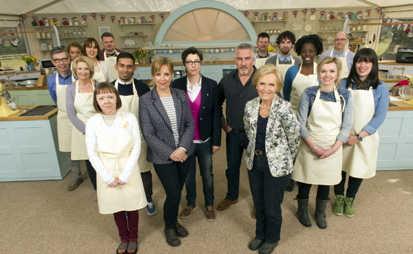 Great British Bake Off, Full Lineup