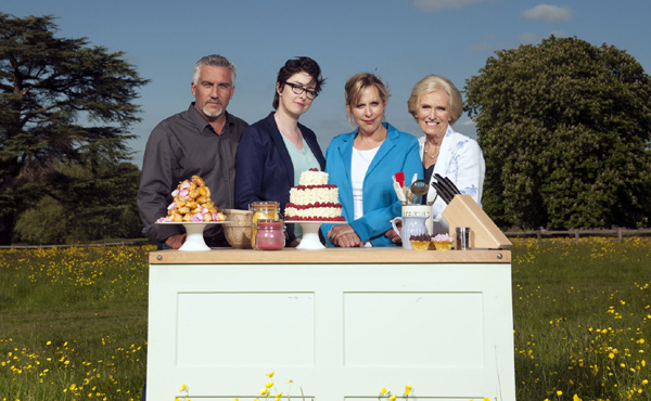 GBBO Paul Mary Sue Mel