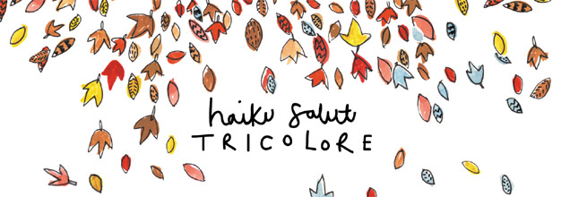 Haiku Salut 'Tricolore'