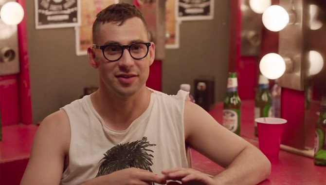 Jack Antonoff in 'Hello, My Name Is Doris'