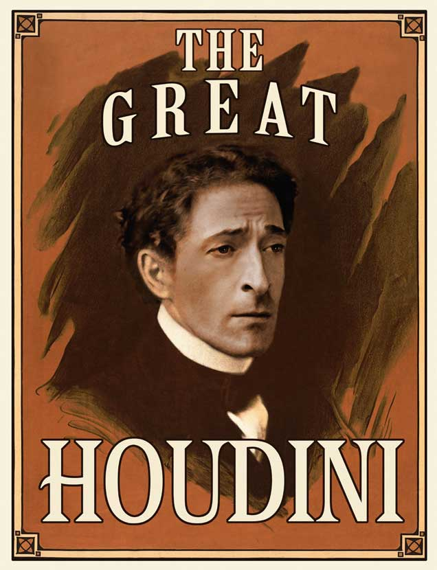 an introduction to the life of harry houdini The great magician harry houdini left this life nearly 80 years ago on halloween  some say houdini's premature death was caused in part by.
