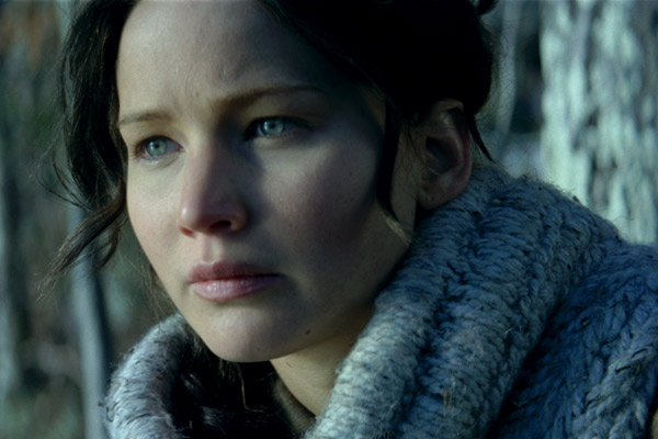 Jennifer Lawrence, Catching Fire Still