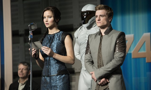 Hunger Games: Catching Fire Still