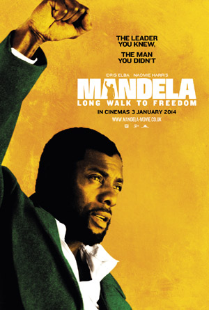 Idris Elba, Mandela: Long Walk to Freedom Poster