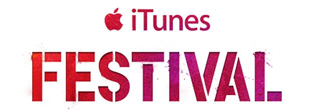 iTunes Festival 2014 logo