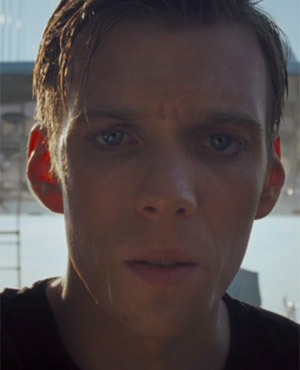 Jake Abel as Luke in Percy Jackson: Sea of Monsters