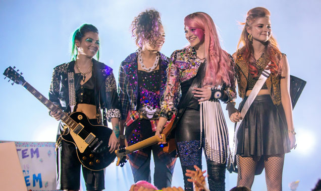 Critics Have No Love For Truly Outrageous 'Jem And The Holograms' Movie