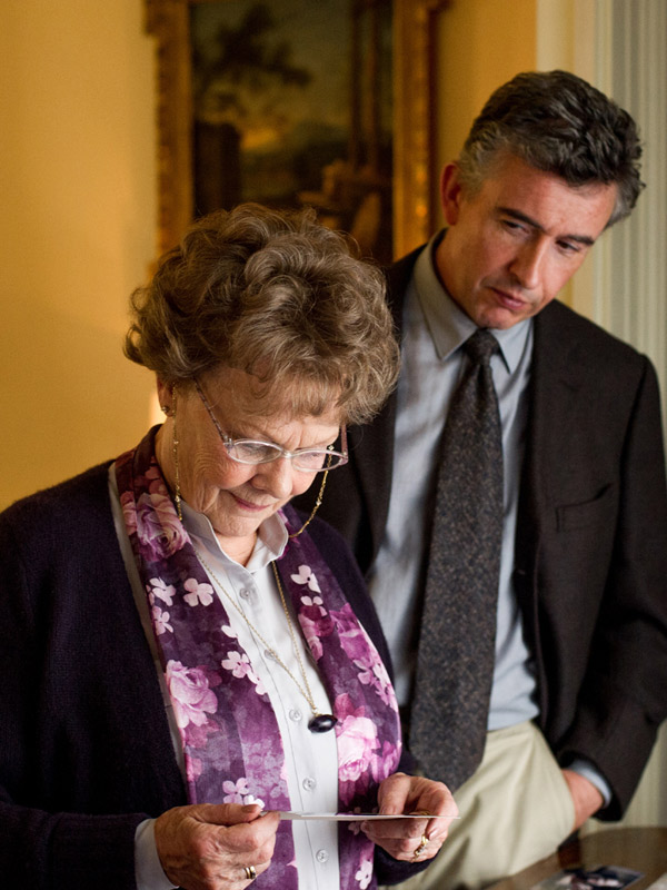 Judi Dench Steve Coogan Philomena