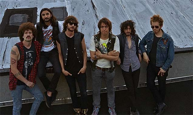 Julian Casablancas and The Voidz promo