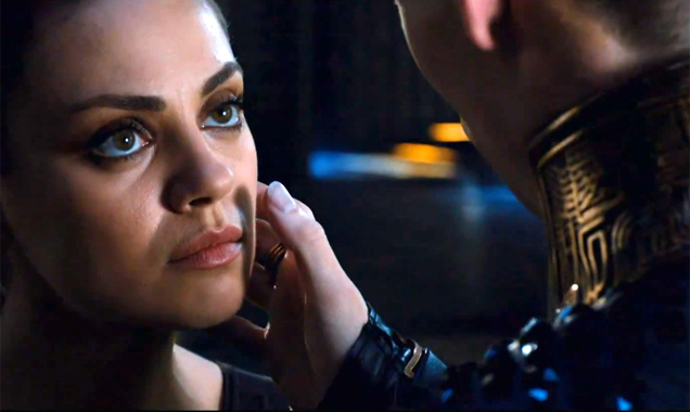 Mila Kunis Jupiter Ascending Movie
