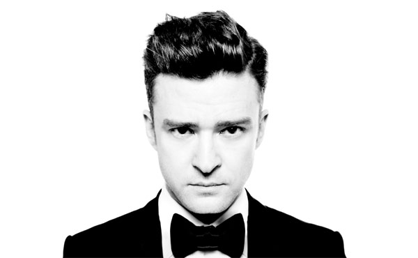 Justin timberlake the biggest comeback of 2013 contactmusic justin timberlake suit tie promo shot voltagebd Images