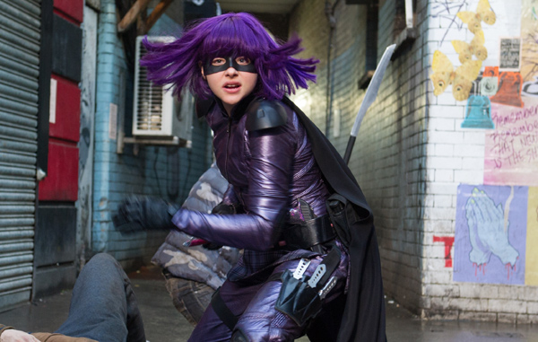 Chloe Grace Moretz, Kick-Ass 2 Still
