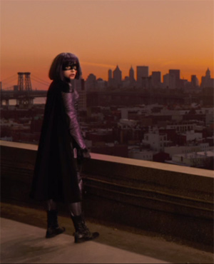 Chloë Grace Moretz as Hit-Girl