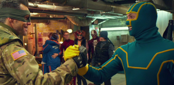 Aaron Taylor-Johnson, Kick-Ass 2 Still