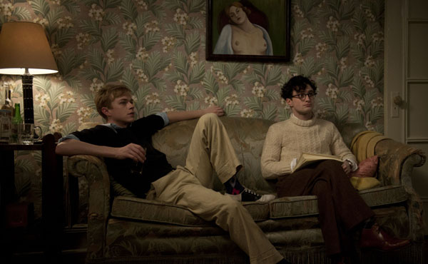 Dane Dehaan and Daniel Radcliffe
