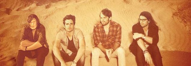 Kings Of Leon will play Isle Of Wight Festival 2014