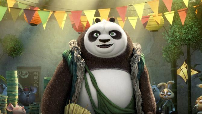 Kung Fu Panda 3 - 4
