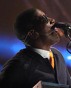 Labrinth At Camp Bestival 2013
