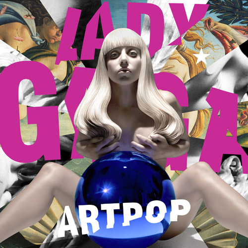 Lady Gaga, ARTPOP Cover