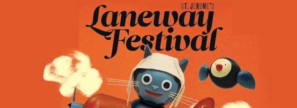 Laneway Festival 2013 Logo
