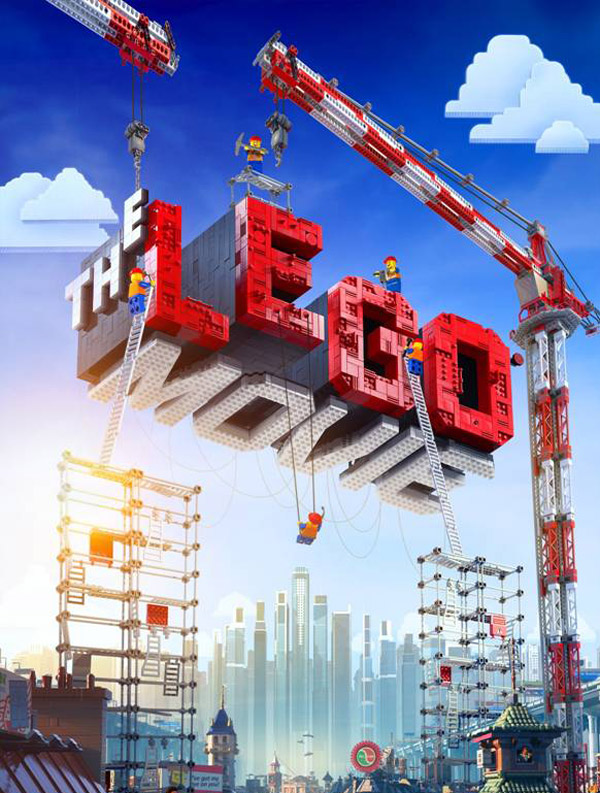 Lego Movie Promo