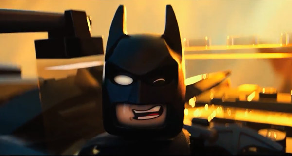 Will Arnett voices Batman in The Lego Movie