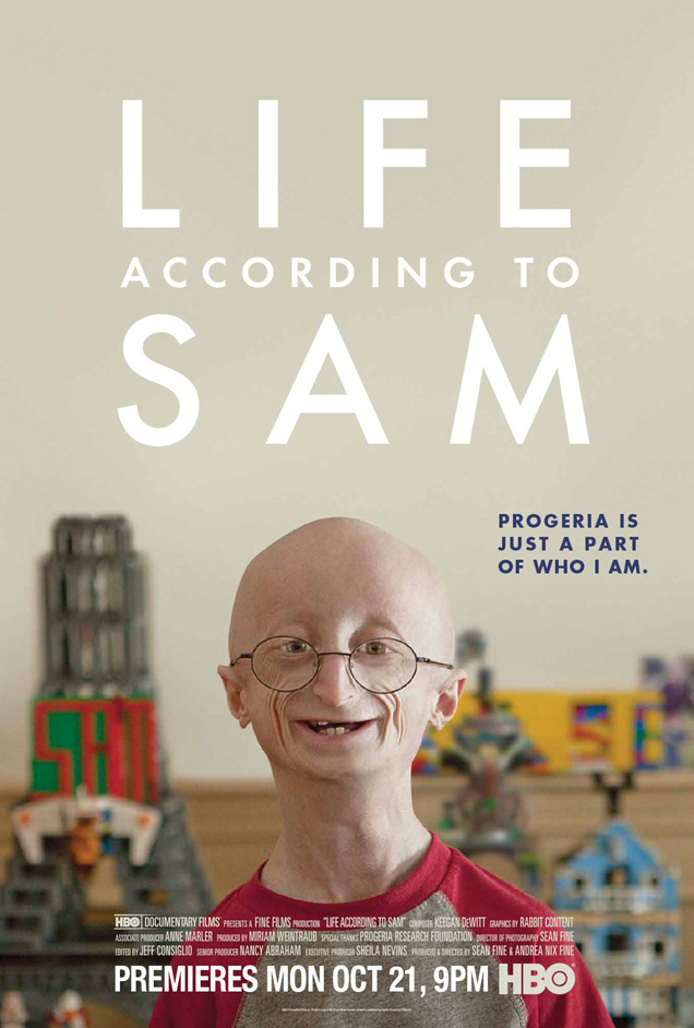 Life According To Sam Poster