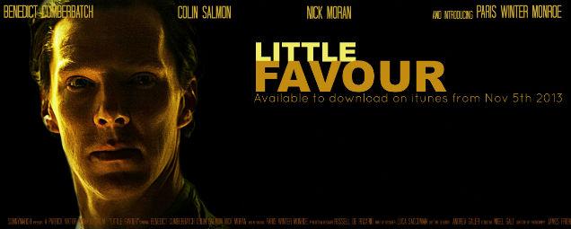 Little Favour poster