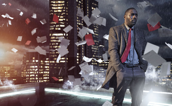 Idris Elba, Luther Still