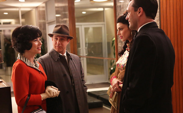 Mad Men The Flood