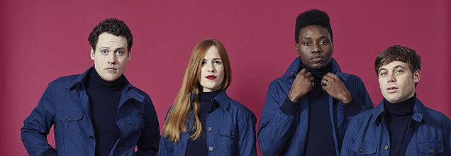 Metronomy - Press Shot