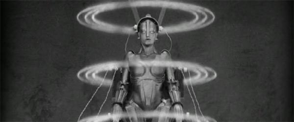 Metropolis - Maria