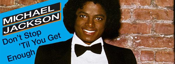 Michael Jackson Don't Stop Til