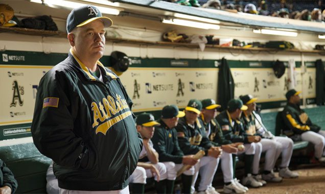 Philip Seymour Hoffman movies Moneyball