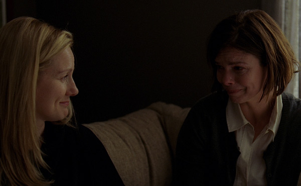 Laura Linney and Jeanne Tripplehorn