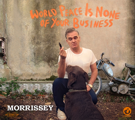 Morrissey Writes To Al Gore To Take Meat Off The Menu At Live Earth 2015